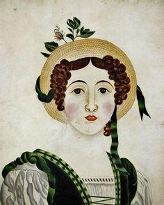 Figuration Feminine: 1804 Wheaton Almira