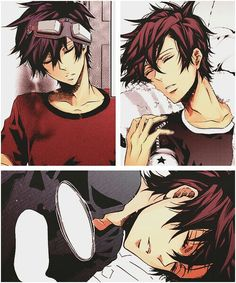 Gareki - Karneval #anime #manga one of my MANY fictional crushes