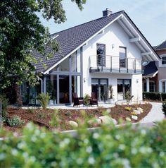 Musterhaus FINESSE in der Ausstellung Eigenheim & Garten in Fellbach