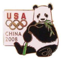 """""""Beijing 2008 Olympics Panda"""""""