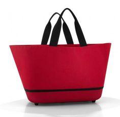 Bolso Shopping Rojo de Reisenthel http://www.tutunca.es/bolso-shopping-rojo-de-reisenthel