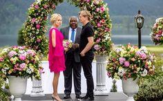 Interview - The Wedding March - Josie Bissett on the movie - Video ...