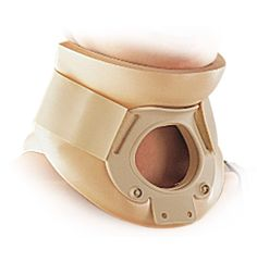 De nekbrace Ortel C4 Rigid is een hoogwaardige rigide halskraag  voor ernstige nekklachten zoals een fractuur of ernstige verstuiking. -