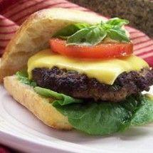 Burgers: Basil Burgers