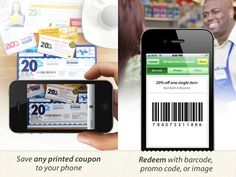 The SnipSnap Coupon iPhone app reduces the paper clutter of coupons with a bright visual presence and smart features with two really important exceptions