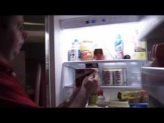 How to load a case of soda in the fridge in under 10 seconds