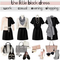 The little black dress by helleka on Polyvore featuring polyvore fashion style Brunello Cucinelli Zimmermann Yves Saint Laurent Gucci Minna Parikka Helmut Lang Longchamp Zara AERIN Olivia Burton MARC BY MARC JACOBS A.L.C. rag & bone Oliver Peoples Kate Spade Dorothy Perkins Stuart Weitzman
