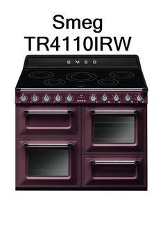 Smeg TR4110IRW Electric Range Cookers, Kitchen Appliances, Diy Kitchen Appliances, Home Appliances, Electric Stove