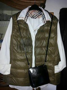 Vest, Jackets, Fashion, Down Jackets, Moda, Fashion Styles, Jacket, Fasion