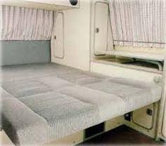 Image result for vanagon westfalia handbook bed