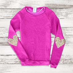 Be My Valentine Boat Neck Sweatshirt Sequin Heart Elbow Patch Jumper Sequin Shirt, Valentines Day Shirts, Elbow Patches, Casual Outfits, Casual Clothes, Clothes For Women, Sweatshirts, Sparkly Tops, Pink Sparkly