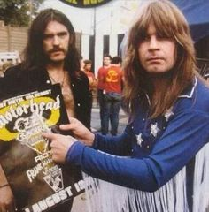 1982 motor head and ozzy