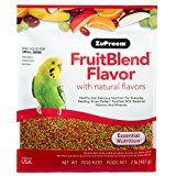 ZUPREEM 230301 Fruitblend Small Keet Food, 2-Pound -- Continue to the product at the image link.