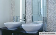 PEBBLE / STONE MOSAIC TILES | Tile Warehouse