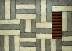"Change of scale  Sean Scully. ""Gabriel"""