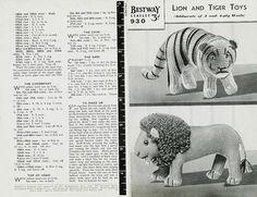 1940s Patterns to Knit   V