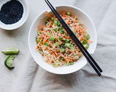 If you're anything like me, you're an experimenter. Kelp noodles are one of those food items that have intrigued me. These tasteless, crunchy noodles are a low carb, low fat, low calorie and gluten free option to other noodles. They contain about 6 calories per serving, 1 gram of fiber, and zero protein. Kelp Noodlesare...Read More »