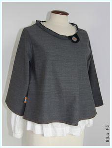 SOFIA sewing pattern - C'est Dimanche