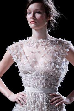 2 dream Details Elie Saab Haute Couture Spring/Summer 2011