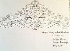 steven universe temple fusion tattoo - Google Search
