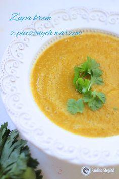 Zupa krem z pieczonych warzyw Cantaloupe, Fruit, Food, Diet, Essen, Yemek, Meals