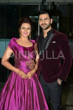 Real Couples, Prom Dresses, Formal Dresses, Bollywood Fashion, Lehenga, Ball Gowns, Actresses, Bridal, Studio