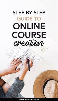 How to create a best-selling online course? Here's a full step by step guide to online course creation! Build your first digital course: tips for course content creation, course curriculum ideas, the best content presentation methods, all about course design for starters, the best designing tools for digital products, tips for course publishing, the best course creation platforms, as well as online course marketing ideas! #coursecreation #passiveincome #workingfromhome #workingmoms…