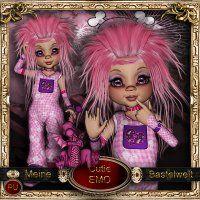Cutie EMO [meine Bastelwelt] - $4.00 : LowBudgetScrapping