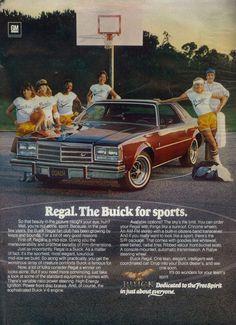 '76 Buick Regal