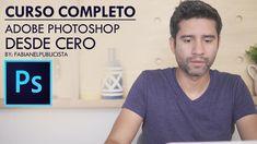 CURSO DE ADOBE PHOTOSHOP DESDE CERO | CREHANA
