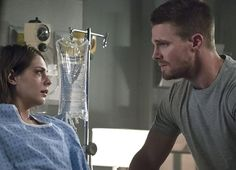 Arrow (Thea and Oliver)