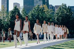 Yeezy Season 4: Exclusive Photos From the Fashion Show Everyone Is Talking About…