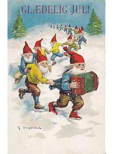 Georg Stoopendaal - Glædelig Jul