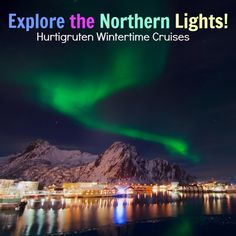Bucket list travel - check out the amazing deals to see the Northern lights this winter! spon