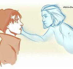 Samuel y Cecily.
