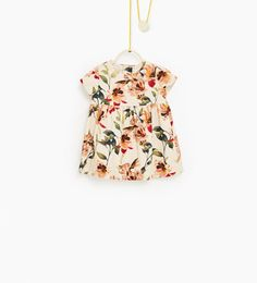 Floral dress-DRESSES-Baby girl-Baby   3 months - 3 years-KIDS   ZARA United States
