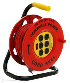 Designers Edge E-235 50-Foot Power Stations 14/3-Gauge Cord Reel with 6 Outlets Designers Edge http://www.amazon.ca/dp/B000E8X4H4/ref=cm_sw_r_pi_dp_OVJFvb0CHGHXE
