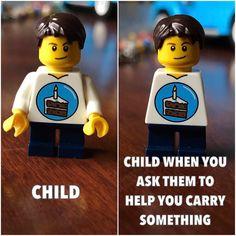 This Dad's Lego Instagram Is Hilarious | POPSUGAR Moms