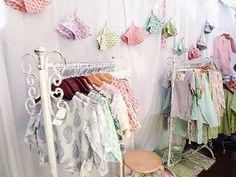 love these garment racks