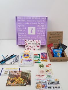 #B2SVoxBox Received my box from #influenster with great free #samples. Such variety of great products! #kauaicoffeeco k-cup for me. Love Kauai Garden Isle Medium Roast ! I also like #pilotpenusa pens! They write so smooth ! #brewandrenew #doyoug2 And #TidePurclean sample will come very handy.  #Plackers Micro Mint dental flossers for me and Flossers Fruit Smoothie Swirl for the kido will keep our teeth healthy. Thank you #influenster for great samples and coupons!  #GotItFree