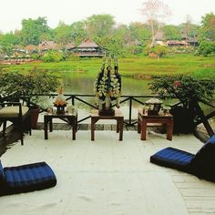 Start your life together amidst the swaying rice fields at the heart of the Mae Rim Valley @FSChiangMai