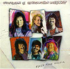 Mylon & the Broken Heart - Face The Music