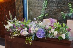 Flower Images, Wedding Images, Banquet, Hydrangea, Flower Arrangements, Dream Wedding, Floral Wreath, Wedding Decorations, Wreaths