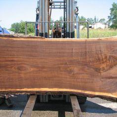 Walnut Slab for sale bigwoodslabs.com Wood Slab Table, Hardwood Lumber, Walnut Slab, Design Projects, Countertops, Dining Table, Big, Vanity Tops, Dinner Table
