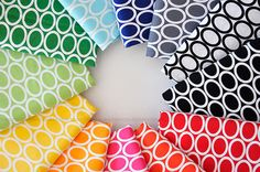 Oval Fat Quarter Bundle Remix by Ann Kelle for by FabricBubb, $30.00