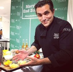 Get into the game with Chef Todd English's winning Queso Nacho Fondue