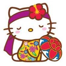 Okinawan Hello kitty.