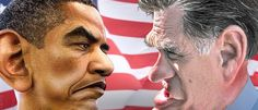 The Second Presidential Debate: Libya and the Presidency (10/18/12). [Image Credit to DonkeyHotey on Flickr]