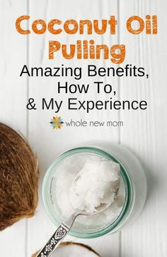 Coconut Oil Pulling--How to Do It, Benefits, & My Experience Have you been thinking about Coconut Oil Pulling? I was a skeptic but I tried it and had an amazing experience. Learn how to do it and how it can benefit you. White Teeth Coconut Oil, Eating Coconut Oil, Coconut Oil Weight Loss, Coconut Oil Pulling Benefits, Benefits Of Coconut Oil, Coconut Pulling, Food Calorie Chart, What Is Oil Pulling, Home Remedies Beauty