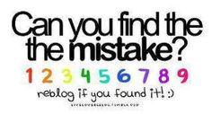 ¿Donde esta el Error?  Si lo sabes,... Comenta ¡¡¡